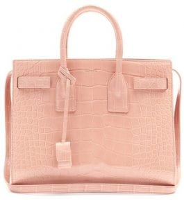 Designer Online Shops - Henkeltasche Sac De Jour Small Aus Alligatorleder Saint Laurent